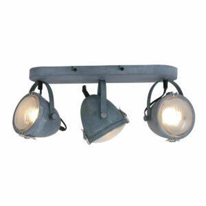 Wandlamp Mexlite Paco Grijs 1314GR-1314GR