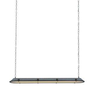 Hanglamp Anne Light & home Tubalar Grijs 1571GR-1571GR