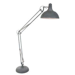 Vloerlamp Mexlite Office Magna Grijs 7633GR-7633GR