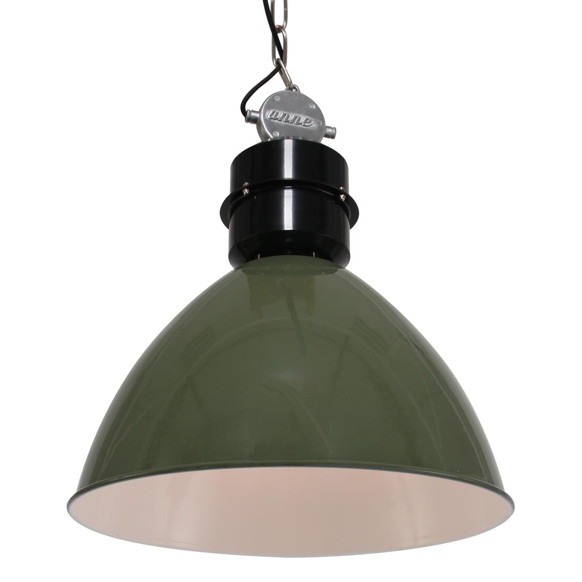Hanglamp Anne Light & home Frisk Groen 7696G-7696G