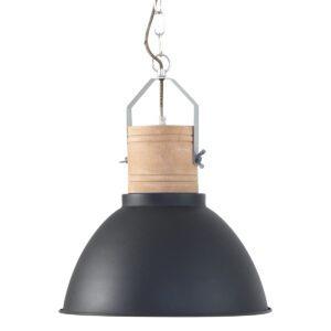 Hanglamp Mexlite Emile Zwart 7781ZW-7781ZW