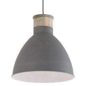 Hanglamp Mexlite Metta Grijs 7889GR-7889GR