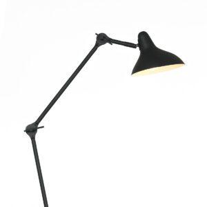 Tafellamp Anne Light & home Kasket Zwart 2692ZW-2692ZW